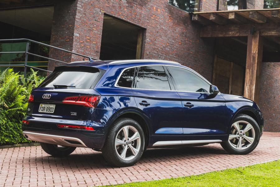 Blindagem de Série do Audi Q5 atende crescente demanda por carros à prova de tiros no inseguro Brasil