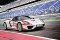 Porsche 918 Spyder, esportivo com direção híbrida