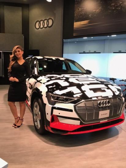 O Audi e-tron estará a venda no Brasil até o final de 2019
