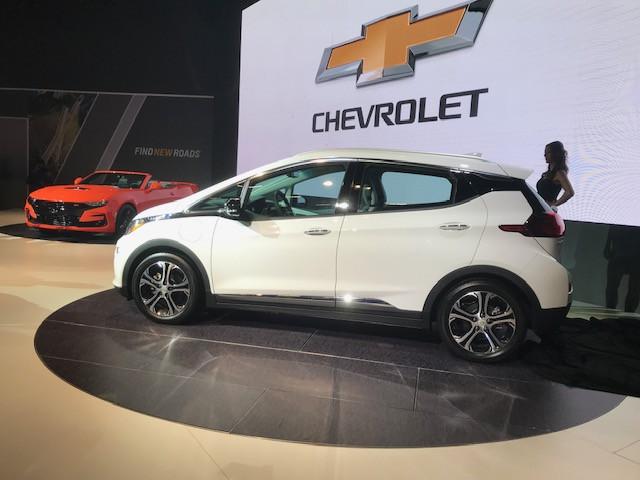 Chevrolet Bolt, o elétrico GM, será vendido no Brasil a partir do início de 2019