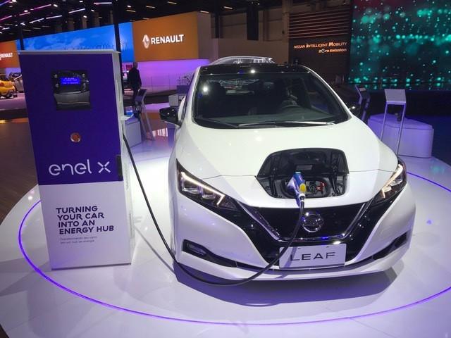 Nissan Leaf é outro elétrico que chega ao Brasil