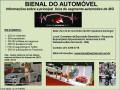 Informações básicas Bienal do Automóvel 2013