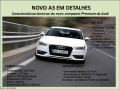 Ficha técnica do novo Audi A3