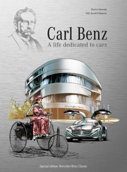 Livro Carl Benz