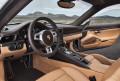 Interior do Porsche 911 Turbo dá vontade de entrar e ficar