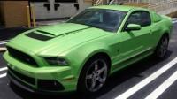 Mustang em evidência