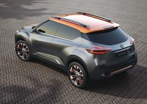 Nissan descarta crise e coloca Kicks na pauta