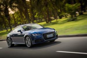 Audi apresenta terceira geração do TT