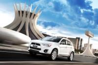 Mitsubishi ASX agora é nacional