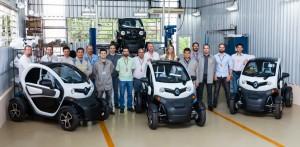 Renault Twizy tem emplacamento liberado no Brasil